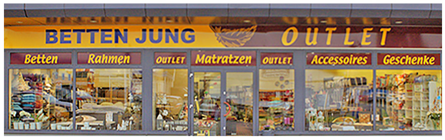 Betten Jung Outlet in 57627 Hachenburg